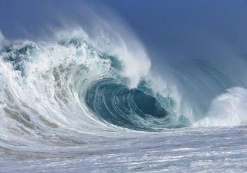 Se registró la ola más alta en el hemisferio sur