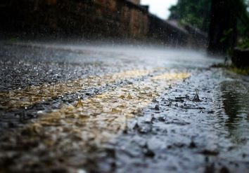 Semana chuvosa no Centro-Sul do Brasil