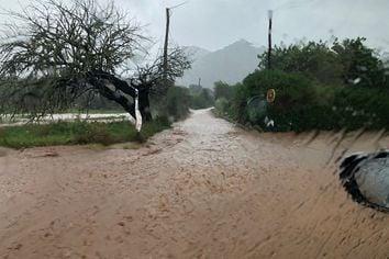 Tiempo esta semana: lluvias en todo el país
