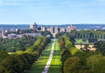 Tolles Wetter zur Hochzeit von Prinz Harry und Meghan in Windsor!