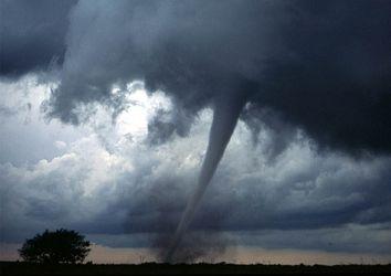 Tornado più violenti in Italia per il riscaldamento del Mediterraneo
