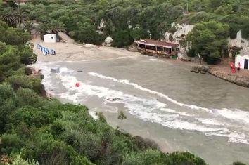 Tsunami auf Mallorca!