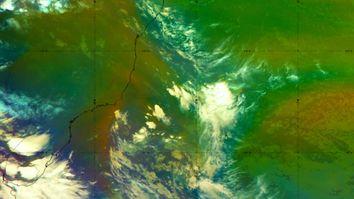 Una tormenta subtropical se forma en el Atlántico sur: Jaguar