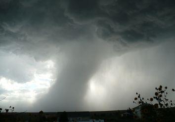 Unwetter: Erst Hitze, dann Blitze!
