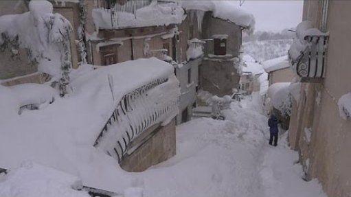 Tiempo Invernal Adverso En Europa De Primeros De Enero De 2019: Ya Ha Dejado Varios Muertos Y Desaparecidos