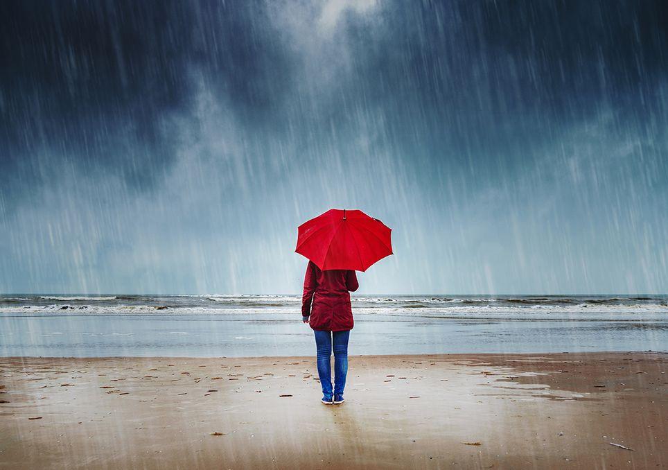 Todos los Santos lluvia