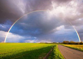 """La segunda quincena de abril pinta tormentosa, habrá """"aguas mil"""""""