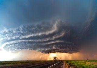 Tiempo severo con granizo y posibles tornados en México
