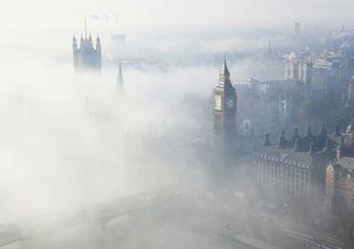 Tipos de nieblas: ¿Cuál es la diferencia entre niebla y neblina?