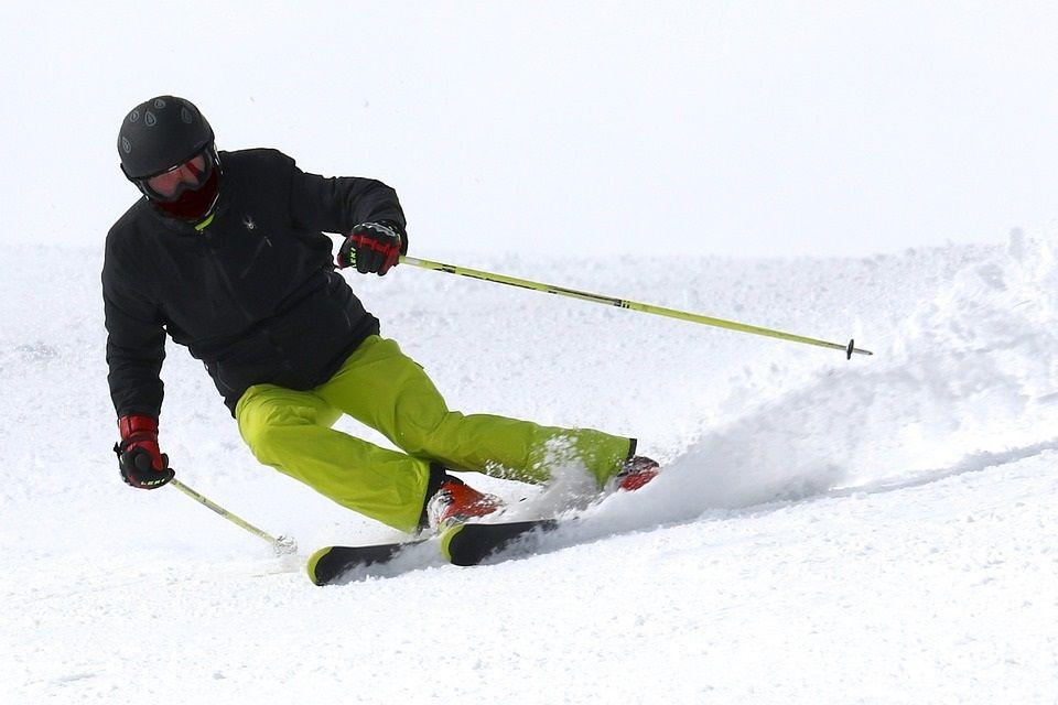 Las últimas borrascas ponen a punto las estaciones de esquí.