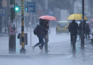 ¿Cuál es el origen de la precipitación en Chile?