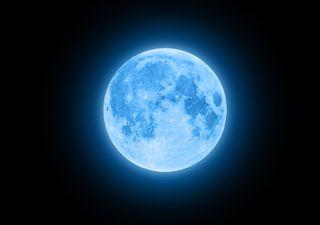 """Todo sobre la Luna """"azul"""" y cómo fotografiarla con el celular"""