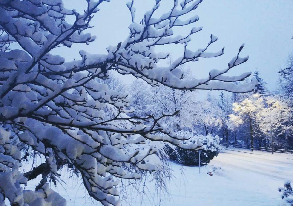 Posibles nevadas en próximos días en México