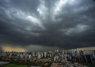 Potira: primera tormenta subtropical de abril que se forma en Brasil