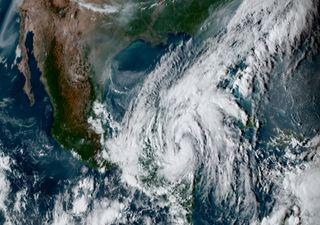 """Tormenta tropical """"Gamma"""" llegaría este sábado a la península"""
