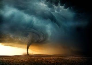 Tormentas fuertes, granizadas y hasta tornados para esta semana