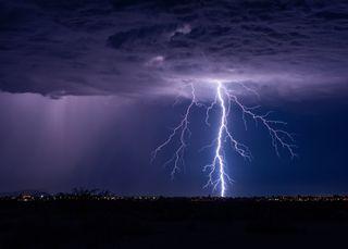 Fin de semana con tormentas que dejarán lluvias fuertes y granizo