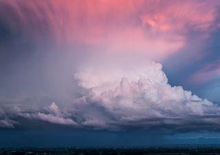 Tormentas, viento y temporal para el fin de semana