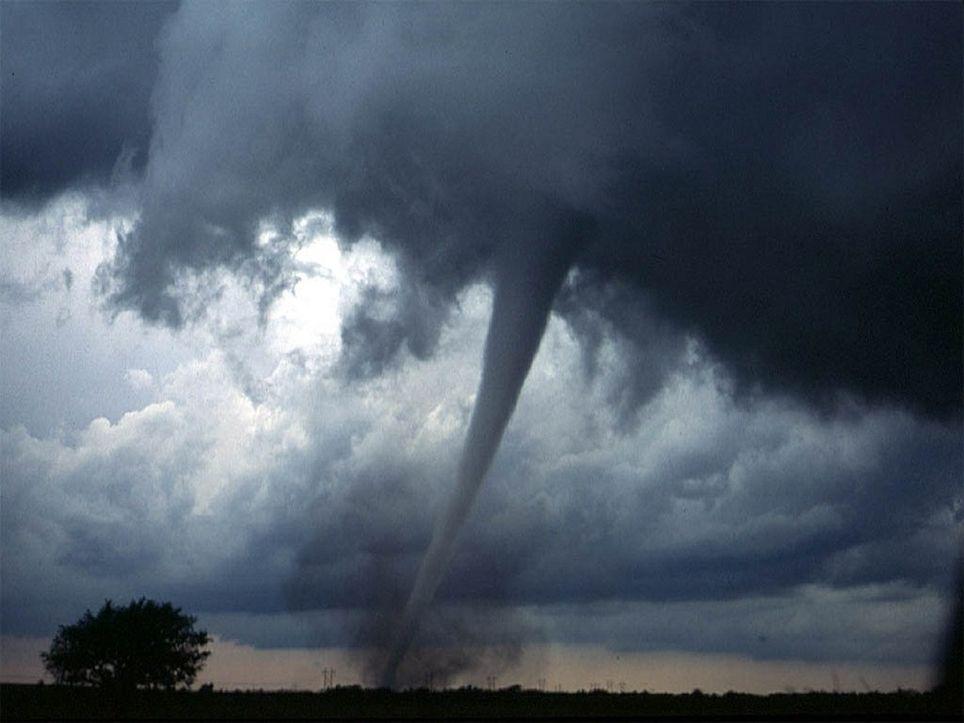 Tornado in der Pfalz