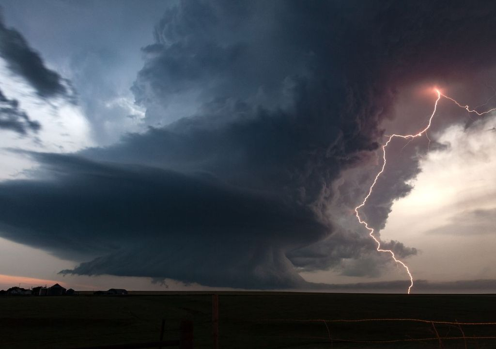 Tempestade supercélula