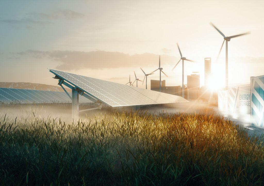 hidrógeno verde; energías renovables