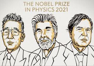 Trio de cientistas do clima ganha Prêmio Nobel de Física deste ano!