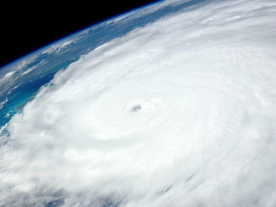 Hurrikan-Saison gestartet