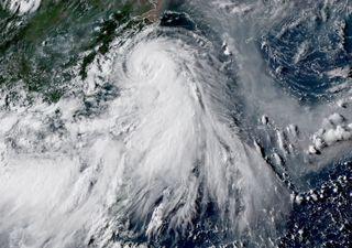Typhoon Hagupit strikes eastern China
