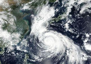 Tufão Haishen atinge Japão e segue para a península coreana