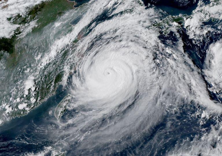 Tufão Maysak