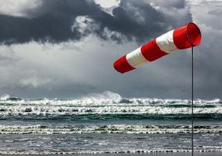 Los hombres de mar y las turbonadas