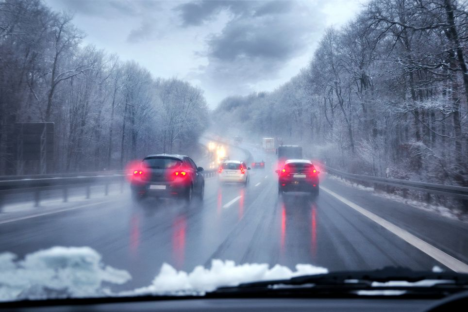 Turbulente Wetterwoche: Mild-Düse, dann Temperatursturz und Schnee!