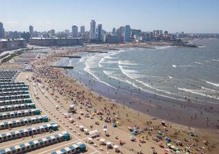 ¡Turistas contentos! Arranca la semana más soleada de enero