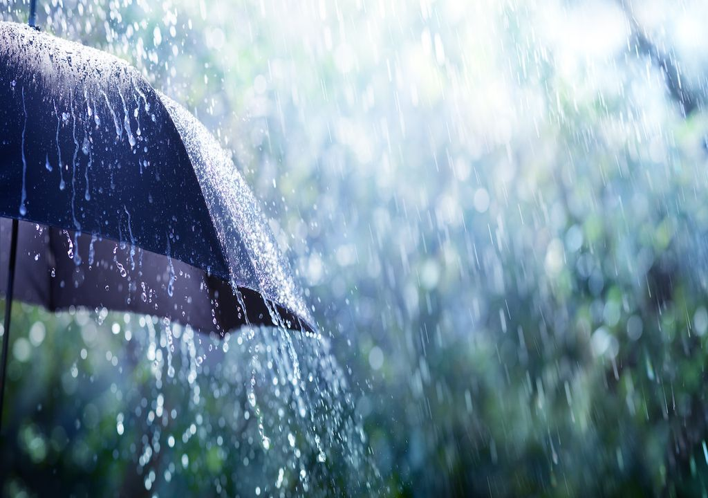 Turning colder and more unsettled with heavy rain and a risk of sleet