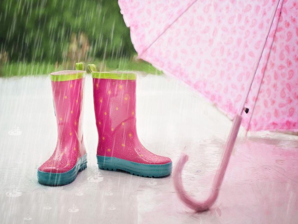 Dauerregen ohne Ende