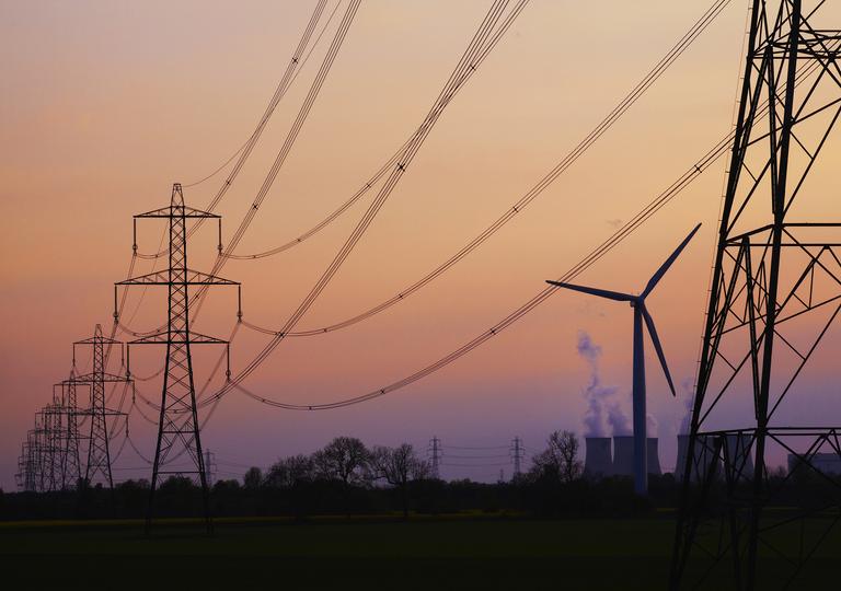 UK electricity.