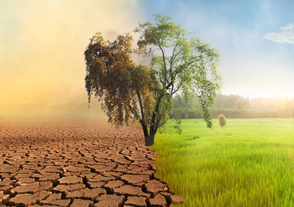 Global temperature rise will have profound impacts around the world, including more extreme weather.