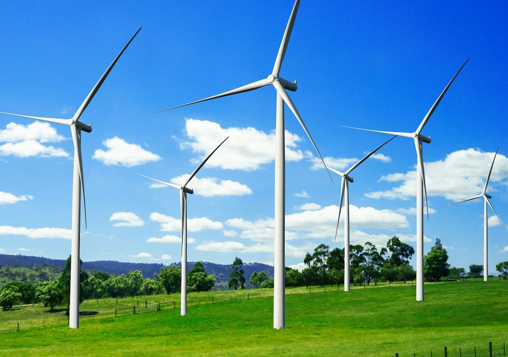 Renewables will be an important part of the UK's climate mitigation strategy.