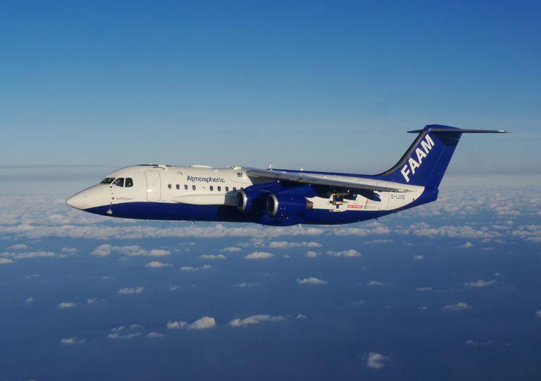FAAM aircraft