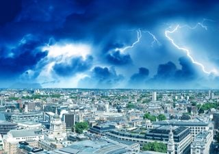 UK weather warnings continue after thunderstorms and floods