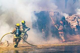 Ukraine : des feux de forêt ravagent la zone d'exclusion de Tchernobyl