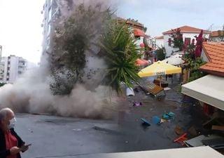 Alerte : très fort tremblement de terre en Grèce de 7,0 et tsunami