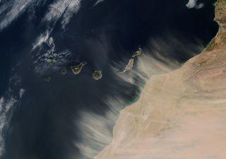 Última hora sobre la calima: de Canarias saltará a la Península