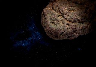 Un asteroide pone en alerta a la Tierra