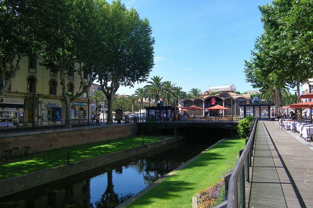 22°C sont prévus à Perpignan dimanche prochain.