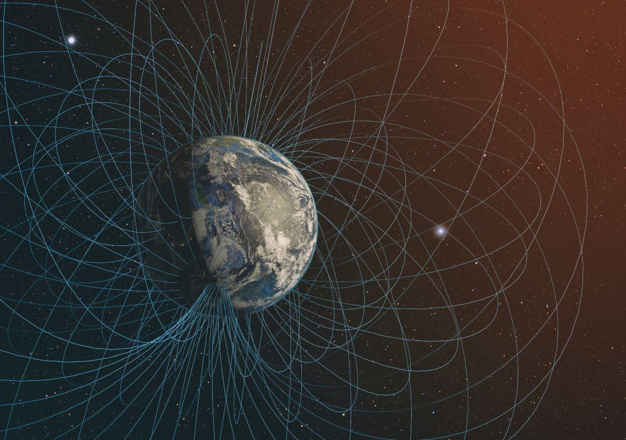 Anomalie du champ magnétique : que se passe-t-il en Amérique du Sud ? - Tameteo.com