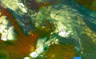 Una baja al sur de Florida es vigilada por el CNH, ¿Bertha a la vista?