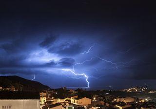 Una DANA amenaza a la región mediterránea con probables tormentas