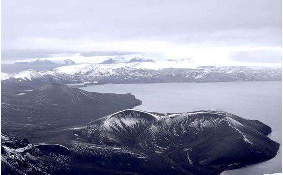 Una Gran Erupción Volcánica Sacudió Isla Decepción Hace 3.980 Años