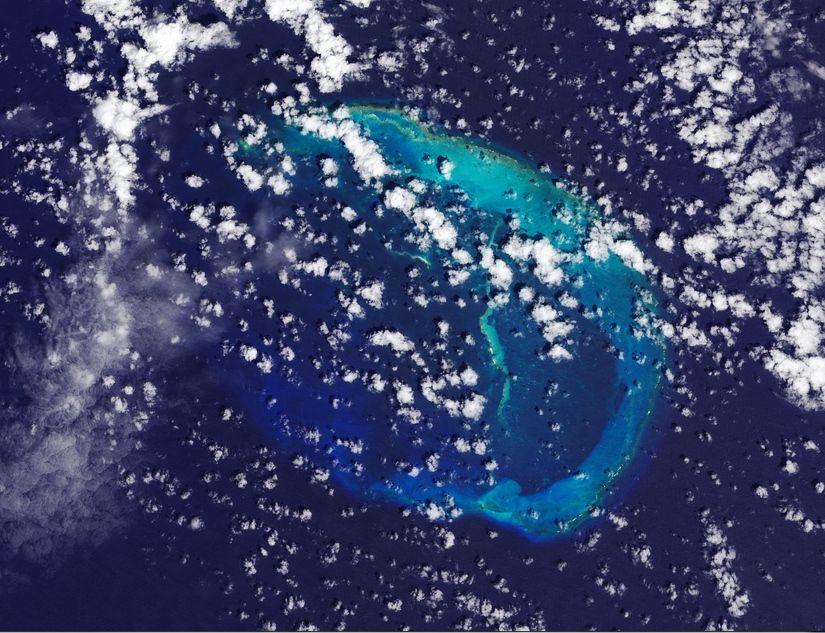 Una Isla Desaparece